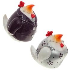 Декоративные фигурки Петух и Курица