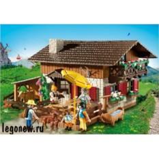 Конструктор Playmobil Country Альпийский домик