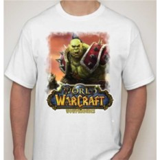 Мужская футболка World WarCraft