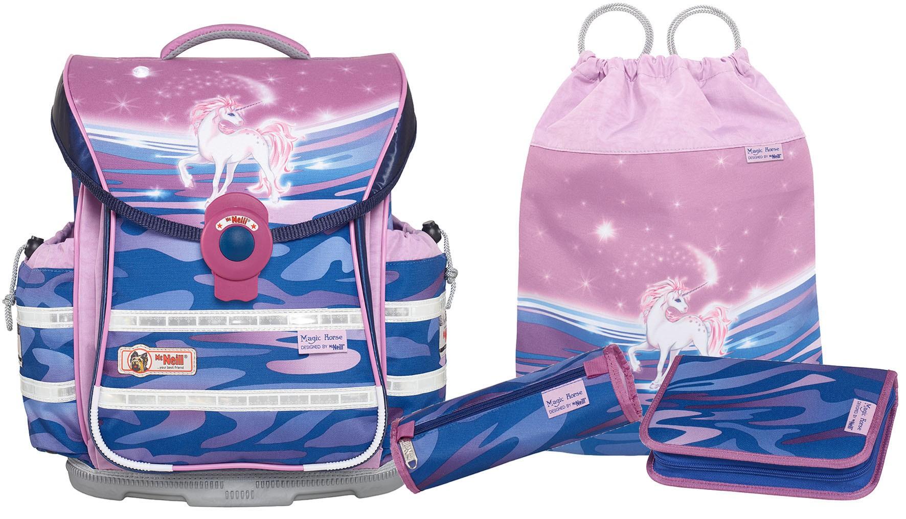Школьный рюкзак ERGO Light PLUS Единорог