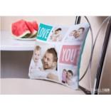 Подушка «Семейный коллаж» с вашими фотографиями