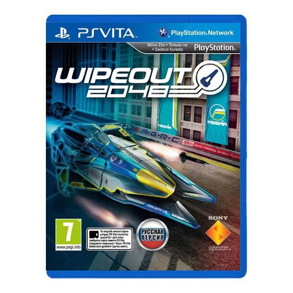 Игра WipEout 2048 (PS Vita)