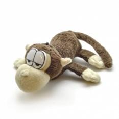 Смеющаяся маленькая обезьянка