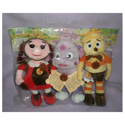 Набор игрушек «Лунтик»