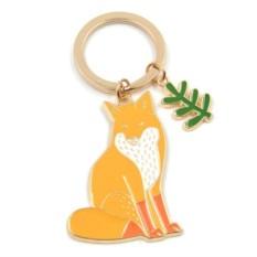 Брелок для ключей Fox