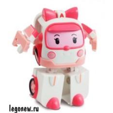 Машинка - трансформер Эмбер (Robocar)
