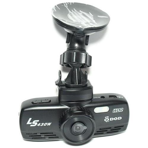 Автомобильный видеорегистратор Full-HD DOD LS430W