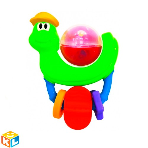Развивающая игрушка Забавная улитка