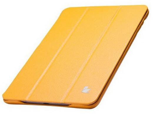 Чехол Jisoncase Smart Leather Case Orange для iPad mini