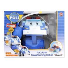 Робот-трансформер «Робокар Поли» на радиоуправлении