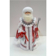 Игрушка Дед Мороз под елку, высота 30см