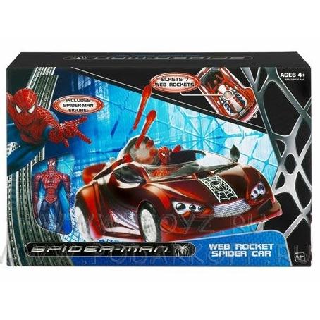 Супермобиль «Человек-паук»