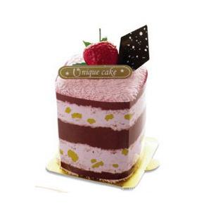 Торт-полотенце «Бисквит клубника»