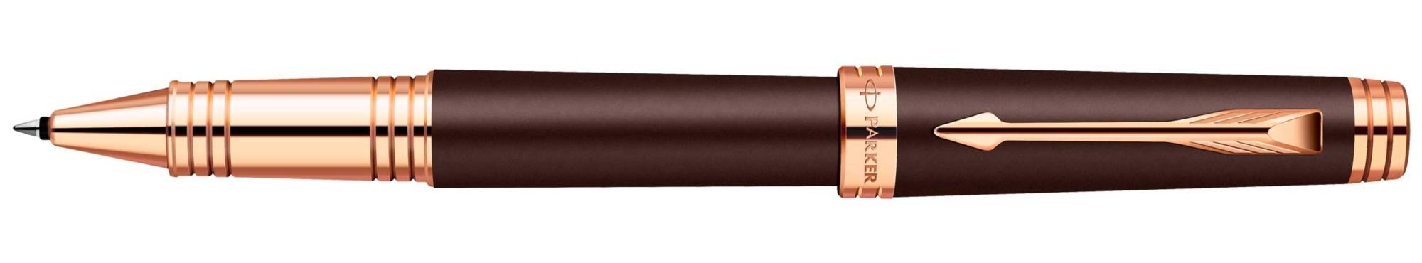 Ручка-роллер Parker Premier Soft T560 Brown PGT