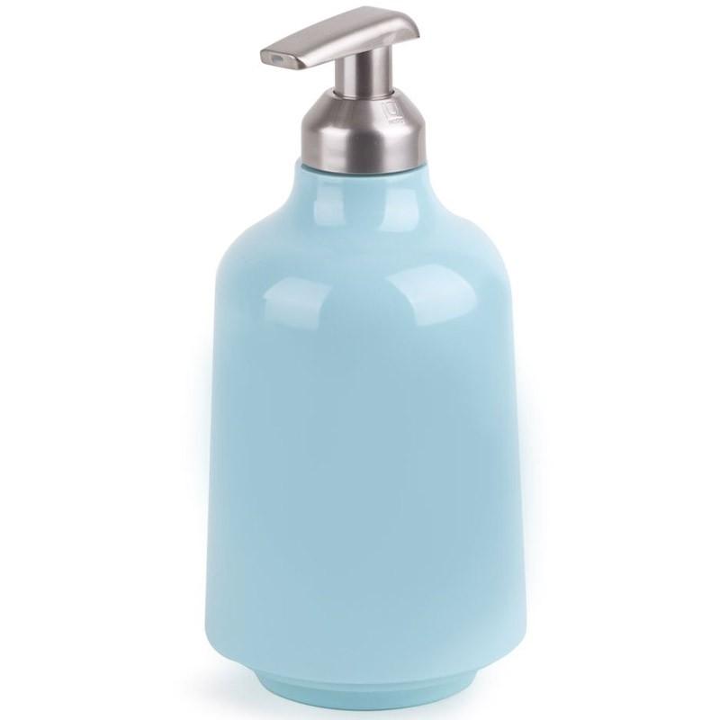Диспенсер для жидкого мыла Step морская волна