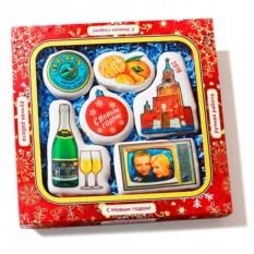 Волшебное печенье «Новогоднее ретро»