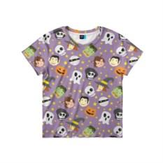 Детская футболка Детский Хэллоуин