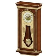 Деревянные настенные часы Восток