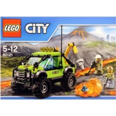 Конструктор Грузовик Исследователей Вулканов Lego