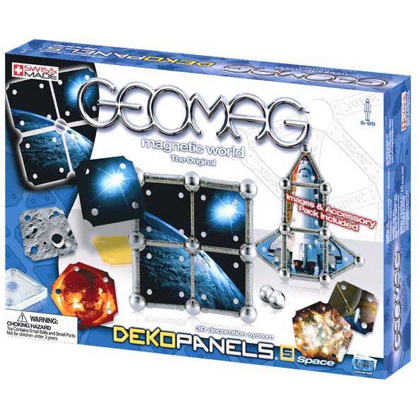 Магнитный конструктор Deko Space