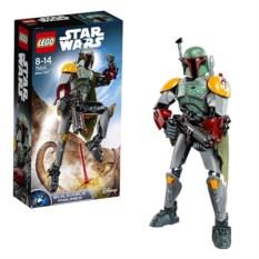 Конструкторы Lego Star Wars Боба Фетт