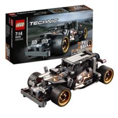 Конструктор Lego Technic Гоночный автомобиль для побега