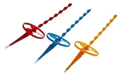 Шариковая ручка Вертолетик