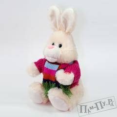 Заяц с улыбкой