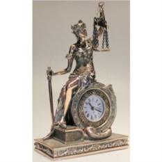 Часы настольные Фемида