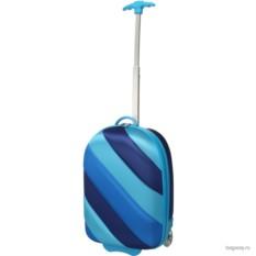 Детский чемодан 3D Rainbow Bouncie
