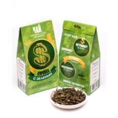 Подарочный чай Дарю миллион зелёных