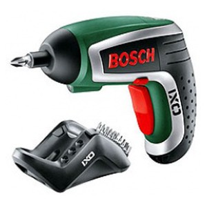 Винтовёрт Bosch IXO4BASIC