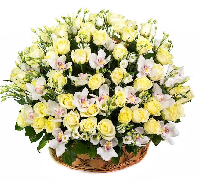 Букет цветов Утонченность