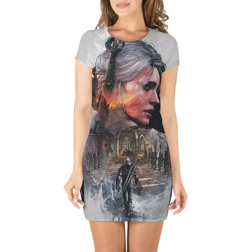 Платье Девушки Ведьмака