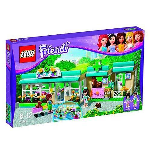 Конструктор LEGO Friends Клиника для животных