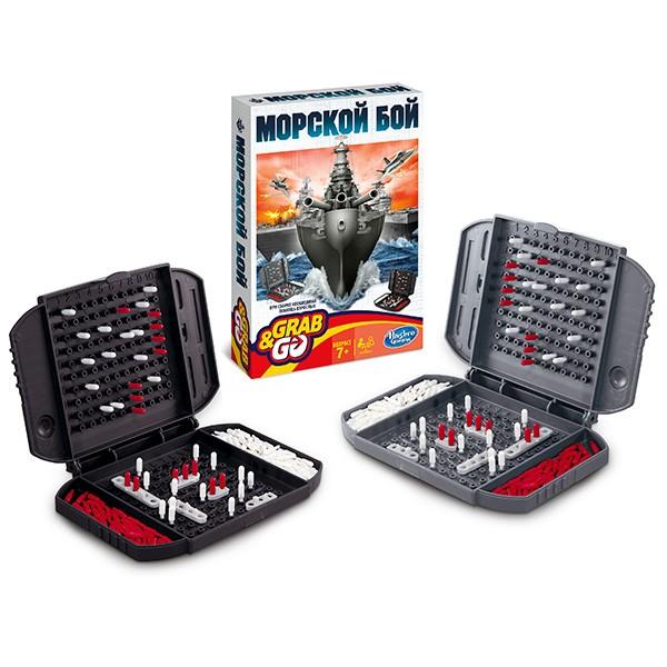 Настольная игра Hasbro Other Games Морской бой