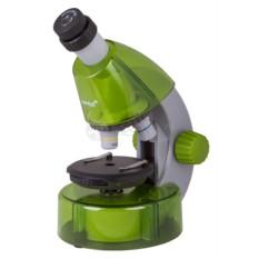 Микроскоп Levenhuk LabZZ М101 Лайм
