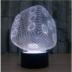3D светильник Игральная кость