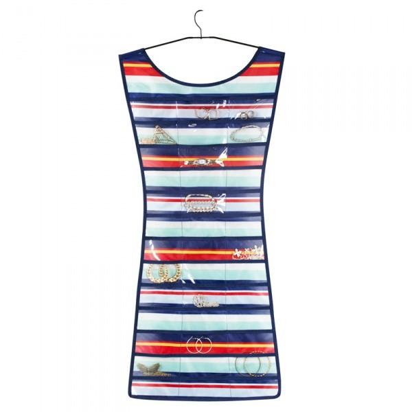 Органайзер для украшений Little dress, полосатый