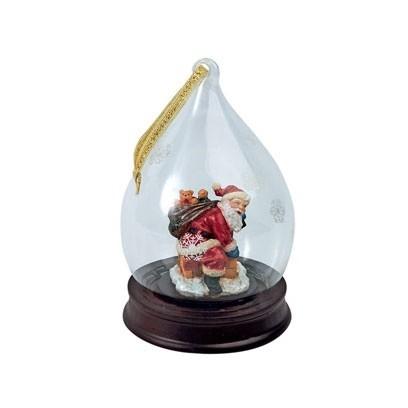 Ёлочное украшение с Дедом Морозом