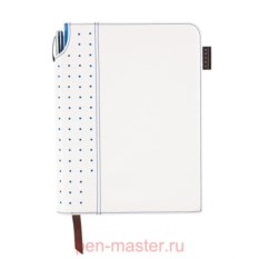 Белая записная книжка Cross Journal Signature A5