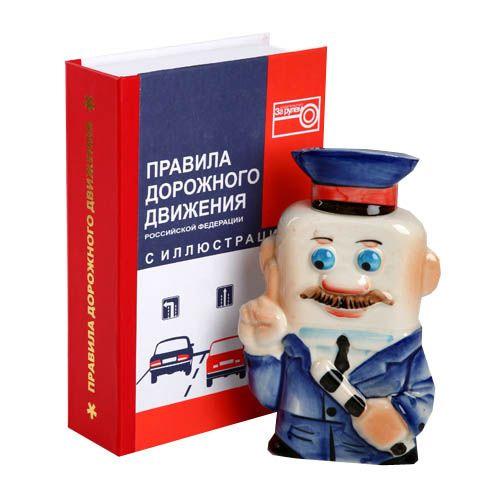 Набор «Дорожный патруль»