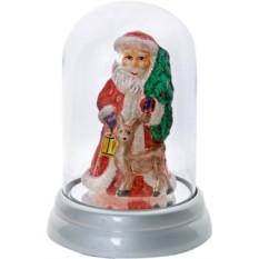 Настольное новогоднее украшение с Дедом Морозом