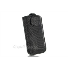 Чехол для мобильного телефона из кожи питона