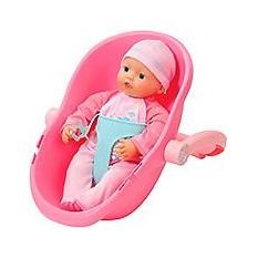 Кукла BABY born + кресло-переноска, Zapf Creation