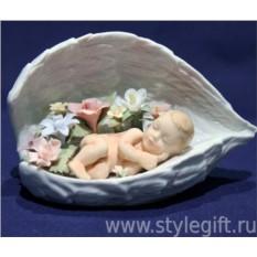 Фигурка Спящий младенец