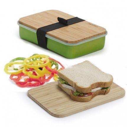 Бутербродница, зеленая