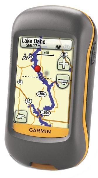 Компактный туристический навигатор Garmin Dakota 10