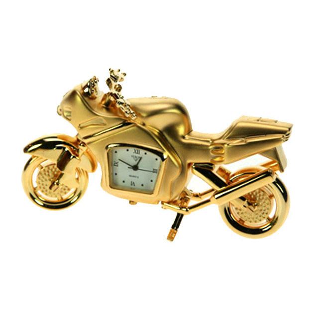 Часики сувенирные «Мотоцикл»