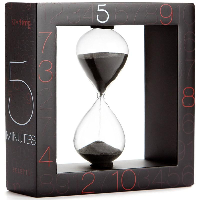 Песочные часы Si-Time 5 minutes